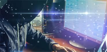 פשעי סייבר, האקר בפעולה / צילום: Shutterstock ארטם אולשקו