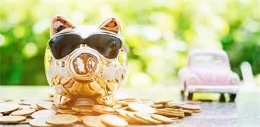 """אג""""ח, מטבעות, חיסכון / שאטרסטוק"""