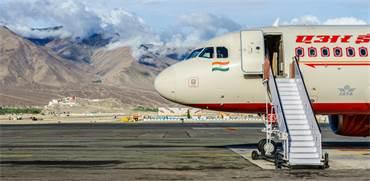 מטוס של אייר אינדיה / צילום: שאטרסטוק