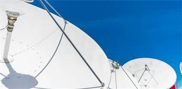צלחות לווין / צילום: Shutterstock