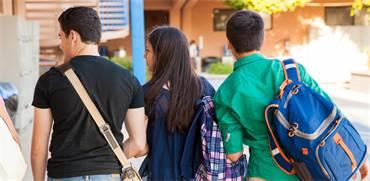 תלמידי תיכון / צילום: Shutterstock