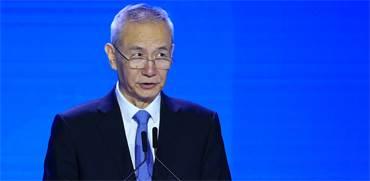 ליאו הי, סגן ראש ממשלת סין / צילום: רויטרס