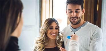 פתרון דיור לזוגות צעירים: השכרה במחיר קבוע ל-20 שנה