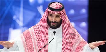 יורש העצר הסעודי, מוחמד בין סלמאן / צילום: Reuters