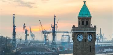 בנמל הגדול ביותר בגרמניה זה עובד אז למה לא בישראל?