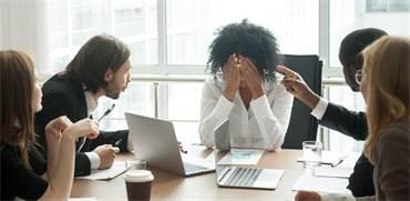 כיצד מתמודדים עם לחץ בעבודה?