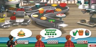 משחק Burger Shop 2