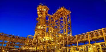 שדה נפט של ארמקו / צילום: רויטרס