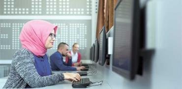 סטודנטים ערבים./צילום:Shutterstock/ א.ס.א.פ קרייטיב