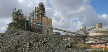 מפעל המלט נשר / צילום: יונתן בלום