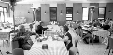 חדר אוכל/ צילום: רויטרס