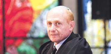 השופט אלכסנדר רון / צילום: שלומי יוסף