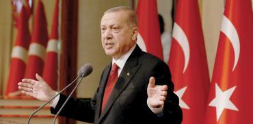 נשיא טורקיה ארדואן / צילום: רויטרס, Umit Bektas