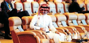 הנסיך אל–וואליד בן טלאל/ צילום: רויטרס Faisal Al Nasser