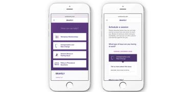 אפליקציה  על הטרדה מינית