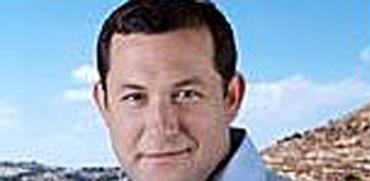 יוסי דגן, ראש המועצה האזורית שומרון / צילום:מתוך אתר המועצה