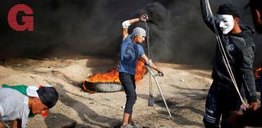 עזה / צילום: רויטרס - Mohammed Salem