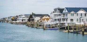 קו ראשון למים באבלון, ניו ג'רזי / צילום: Shutterstock