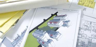 תוכנית בניה / צילום: איל פישר