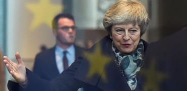 מכה קשה לתרזה מיי: הפרלמנט הצביע נגד ההסכם