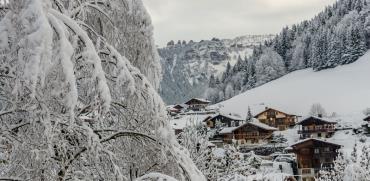 עיירת סקי / צילום: צילום: Shutterstock | א.ס.א.פ קריאייטיב