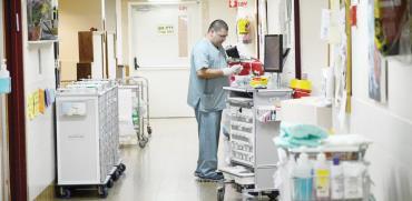 בית החולים סורוקה / צילום: איל יצהר