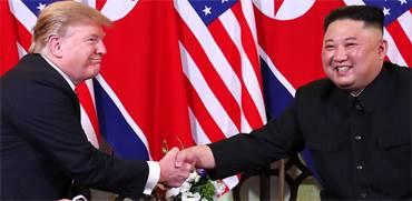 פסגת קים-טראמפ השנייה בווייטנאם / צילום: רויטרס