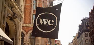 סניף WeWork בניו יורק / צילום: shutterstock, שאטרסטוק