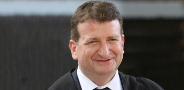 השופט גרשון גונטובניק / צילום: אלון רון