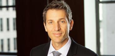 """אורי לוין, מנכ""""ל קבוצת דיסקונט / צילום: יח""""צ"""