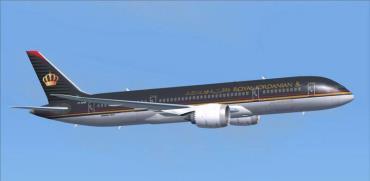 """מטוס הדרימליינר החדש של רויאל גורדניאן  / צילום: יח""""צ"""