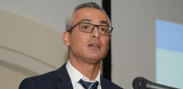 """ד""""ר סאמי מיעארי, הפורום הכלכלי הערבי / צילום: איל יצהר, גלובס"""