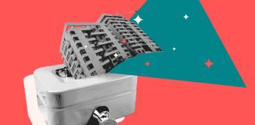"""תשלומי וועד ודמי ניהול לאחר השלמת הפרויקט / עיצוב: טלי בוגדנובסקי, צילום: יח""""צ, shutterstock"""