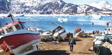 למה דונלד טראמפ כל כך רוצה לקנות את גרינלנד?