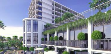מלון THE MODANI – LUXURY SPA RESORT  / הדמיה: HBA London