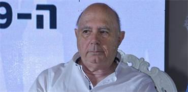 """עו""""ד פיני רובין בפנאל של לשכת עורכי הדין / צילום: פוטו מרסלו"""