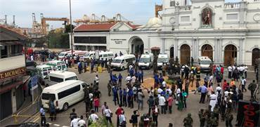 כנסיית סנט אנתוני, סרי לנקה / REUTERS/Dinuka Liyanawatte