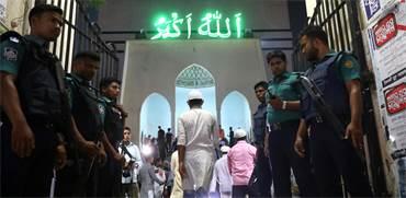 סרי לנקה לאחר הפיגועים / REUTERS/Mohammad Ponir Hossain