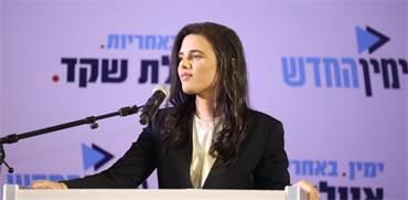 איילת שקד / צילום: כדיה לוי, גלובס