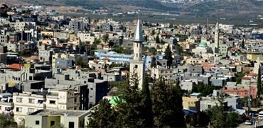 הכפר הערבי עראבה / צילום: תמר מצפי