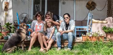 משפחת גת-טובול, מעלה גמלא / צילום: אייל מרגולין