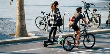 קורקינט ואופניים  / צילום: שאטרסטוק