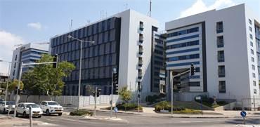 מתחם אלביט באזור התעשייה החדש של נתניה / צילום: בר אל, גלובס