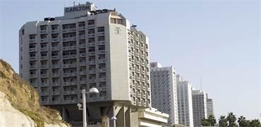 """בתי מלון בת""""א / צילום: אייל פישר, גלובס"""