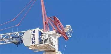 תאונת המנוף ביבנה / צילום: הפורום למניעת תאונות עבודה