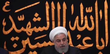 הנשיא רוחאני / צילום: רויטרס