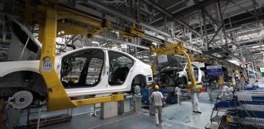 מפעל רכב בסין/ צילום:  Shutterstock : א.ס.א.פ קריאייטיב /