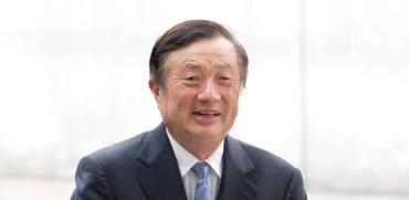"""מייסד ומנכ""""ל וואווי רן ז'נגפיי/ צילום:  רויטרס"""