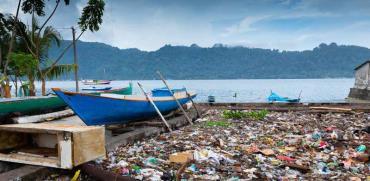 זיהום בחופים /  צילום: א.ס.א.פ קריאייטיב / Shutterstock