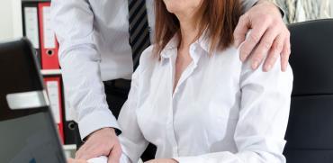הטרדה מינית. / צילום:  Shutterstock/ א.ס.א.פ קרייטיב